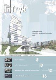 Fremtidens hospital – se skitser af vores kommende arbejdsplads ...