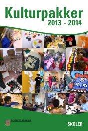 brochure skoler 13.14 - Kulturskolerne
