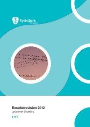 Resultatrevision 2012 - Syddjurs Kommune