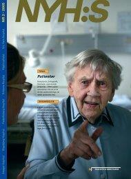 NYH:S nr. 2, 2005 . Tema: Patienter. (pdf) - Hovedstadens ...