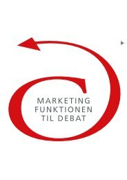 Marketingfunktionen er for dårlig - Change Marketing