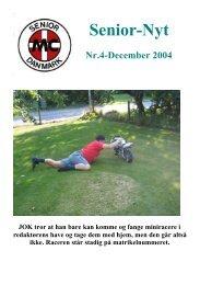Nr.4 December. - Senior MC Danmark