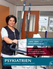 Indsigt & Udsyn - December 2011 - Psykiatrien - Region Nordjylland