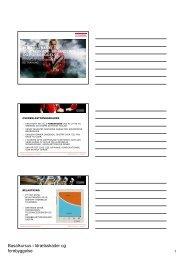 (Microsoft PowerPoint - Team_Danmarks_Idr ... - Team Danmark