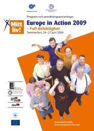 Europe in Action - My Life - Klippan