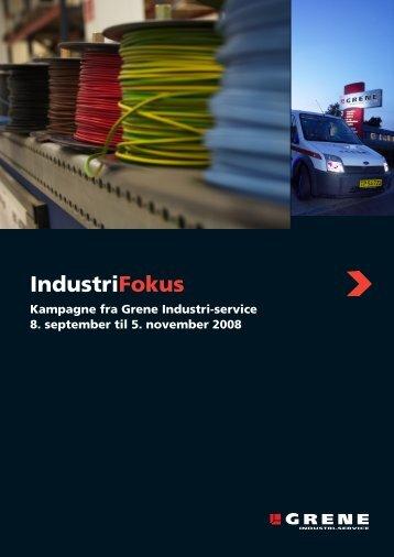IndustriFokus kampagne 8 sept. til 5 nov 08.pdf - Grene Industri ...
