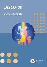 3. DISCO-08 hovedgrupper - Danmarks Statistik