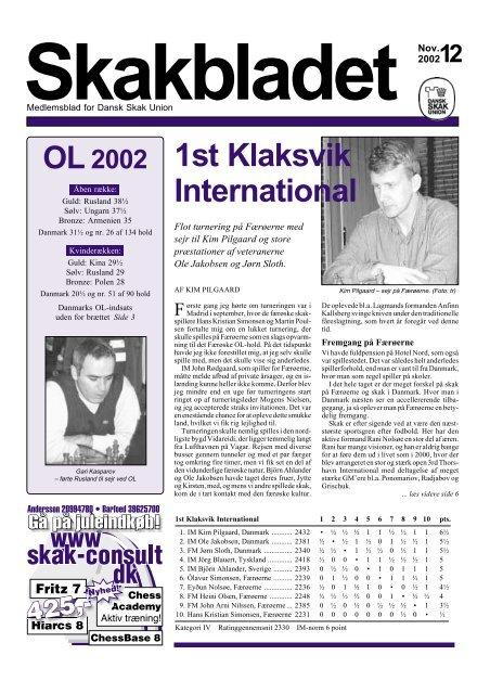 Nr. 12 - DSU - Dansk Skak Union