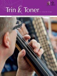 Trin & Toner 02-2010 - Spillemandskredsen.dk