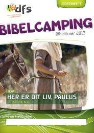 BC-2013 Leder - Paulus - Danmarks Folkekirkelige Søndagsskoler