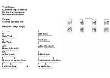 Yogi Bhajan - Satya Singh - Yoga Weblog