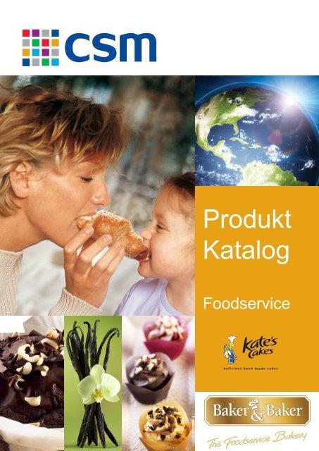 Produkt Katalog - CSM Nordic