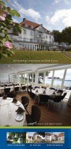 klik her for festbrochure - Sinatur Hotel Sixtus - Page 3
