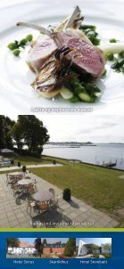 klik her for festbrochure - Sinatur Hotel Sixtus - Page 4