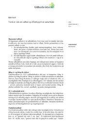 Værd at vide om udbud og offentlig-privat samarbejde - Nohr-Con