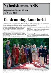 ASK, juni 2009 - Sagnlandet Lejre