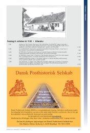 Dansk Posthistorisk Selskab - Thomas Høiland