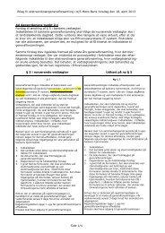 ad) Dagsordenens punkt 5, valg af medlemmer til ... - Møns Bank