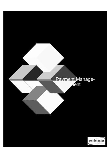 Payment Manage- ment