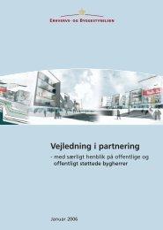 Vejledning i partnering