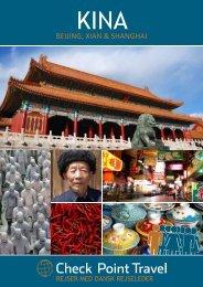 BEIJING, XIAN & SHANGHAI - Check Point Travel
