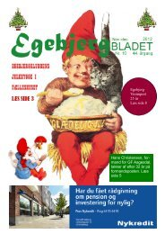 November - Egebjergklubben
