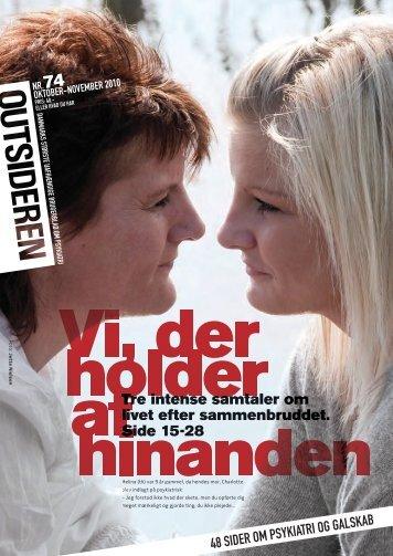 Støtte- og kontaktCentret - Outsideren
