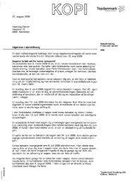Ejerskiftekorrespondance-27-08-2009 - Top-Danmark gjorde mig ...