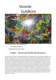 ViGo-newskonkurrence - Varde Gymnasium og HF