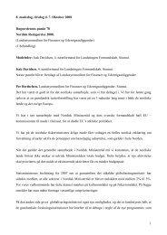 8. mødedag, tirsdag d. 7. Oktober 2008 Dagsordenens ... - Inatsisartut