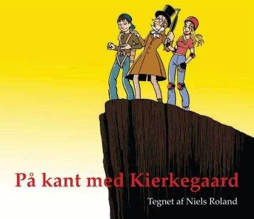 Tegneserien - På kant med Kierkegaard