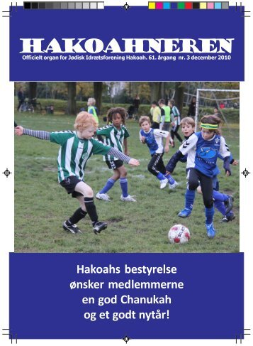 Hakoahneren nr.3-2010.pmd - JIF Hakoah