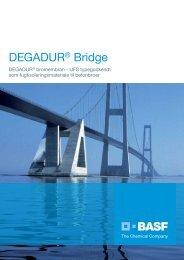 DegaDur® Bridge - Basf
