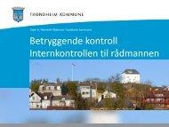 presentasjon - NKRF