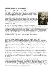 Okinawa Goju-Ryu Karate-Do's historie - Aarhus Karateklub