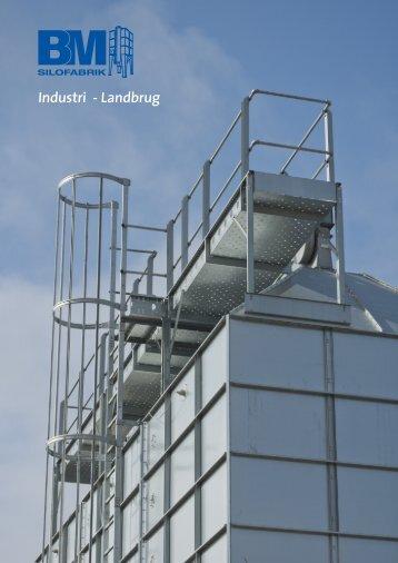 Industri - Landbrug - BM Silofabrik