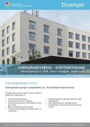 Vester Voldgade - Videncenter for energibesparelser i bygninger