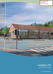 Lokalplan 210 - Gladsaxe Kommune