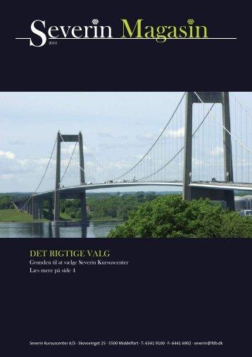 DET RIGTIGE VALG - Severin Kursuscenter