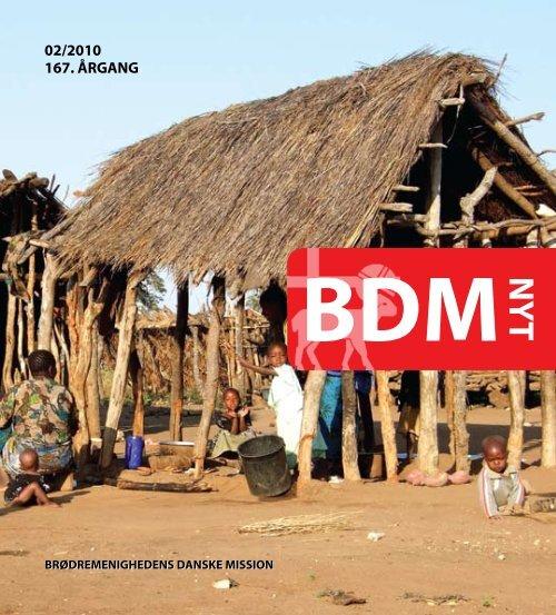 nr. 2/2010 - Brødremenighedens Danske Mission