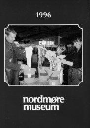 årsmelding for nordmøre museum 1995
