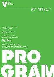 Hent programmet til Mystica - DR
