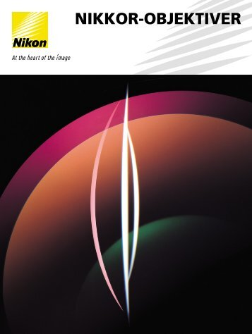 NIKKOR-OBJEKTIVER - Nikon