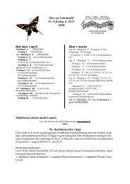 Støv og Lommeuld Nr. 8 fredag d. 26/3- 2010 ... - Undløse Skole