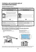 MX-5500N/6200N/7000N Operation-Manual Document ... - Sharp - Page 6