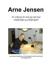 Arne Jensen - underregnbuen.dk