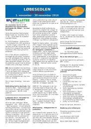 2010-11 november.indd - Beder-Malling Idrætsforening
