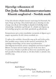 Program - musikkons.dk