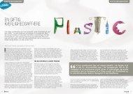 Plastik – en giftig kærlighedsaffære - Noah