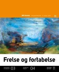 MF-bladet - Menighedsfakultetet Teologi Århus Teologisk ...